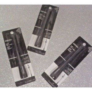 3 Covergirl Get In Line Liquid Liner New & Sealed